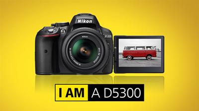 بدنه دوربین عکاسی نیکون Nikon D5300 body