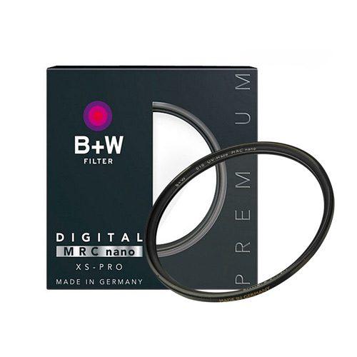 فیلتر لنز یووی بی پلاس دبلیو B+W Nano UV Haze 67mm