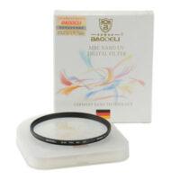 فیلتر لنز بائودلی مدل Baodeli UV Nano 62mm