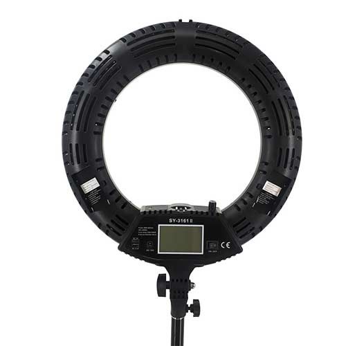 LED SY-3161II Ring Light