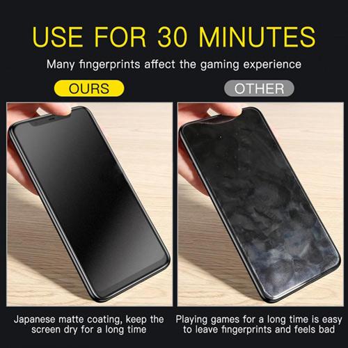 گلس و محافظ صفحه مات سامسونگ Samsung Galaxy A30S