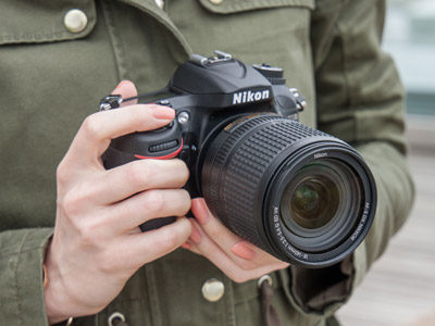 دوربین عکاسی نیکون Nikon D7200 Kit 18-140mm AF-P VR