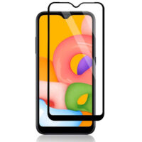 گلس محافظ صفحه فول سامسونگ Samsung Galaxy A01