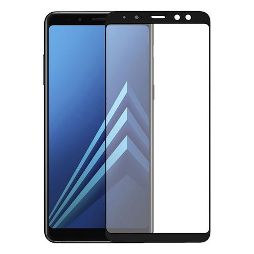 گلس محافظ صفحه فول سامسونگ +Samsung Galaxy A8