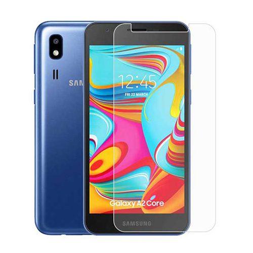 گلس محافظ صفحه فول سامسونگ Samsung Galaxy A2 Core