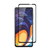 گلس محافظ صفحه فول سامسونگ Samsung Galaxy A60