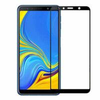 گلس محافظ صفحه فول سامسونگ Samsung Galaxy A750/A7 2018