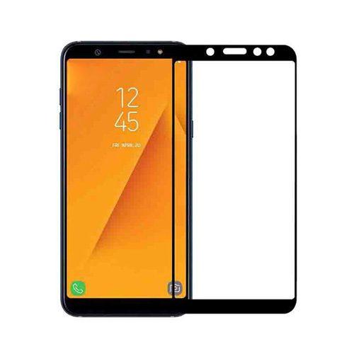 گلس محافظ صفحه فول سامسونگ +Samsung Galaxy A6