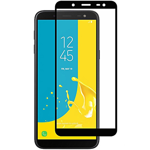 گلس محافظ صفحه فول سامسونگ Samsung Galaxy J6