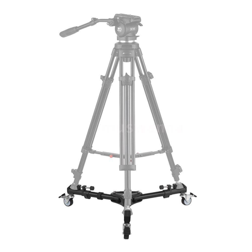 پایه چرخ دار سه پایه دوربین ویفنگ مدل WT-600