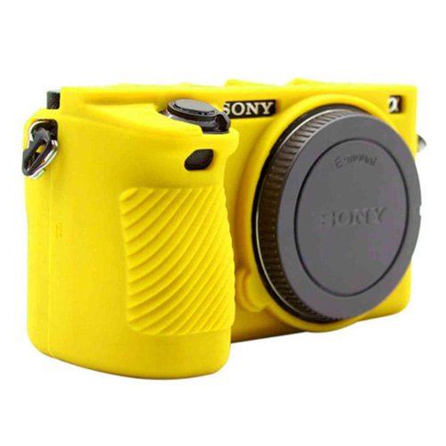 کاور سیلیکونی ایزی کاور سونی EasyCover Sony Alpha A6500