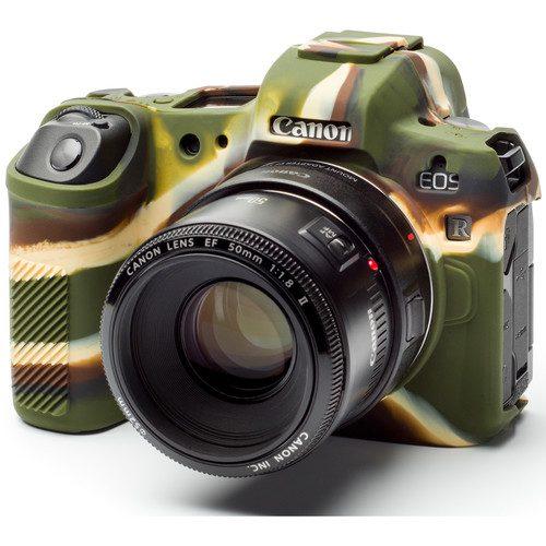 کاور سیلیکونی ایزی کاور کانن EasyCover Silicone Canon EOS R