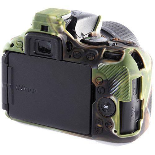 کاور سیلیکونی ایزی کاور نیکون EasyCover Silicone Nikon D5600/D5500