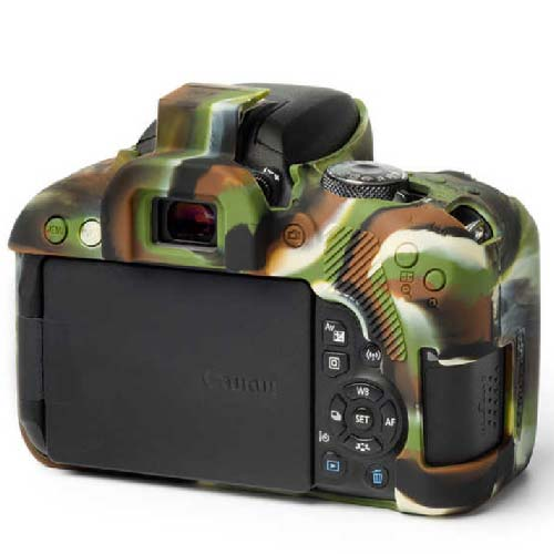 کاور سیلیکونی ایزی کاور کانن EasyCover Silicone Protection 800D