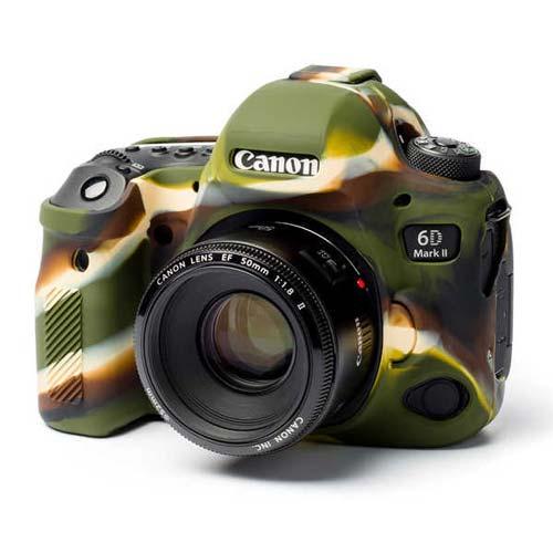 کاور سیلیکونی ایزی کاور کانن EasyCover Silicone Canon 6D Mark II