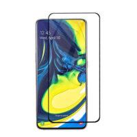 گلس محافظ صفحه فول سامسونگ Samsung Galaxy A80