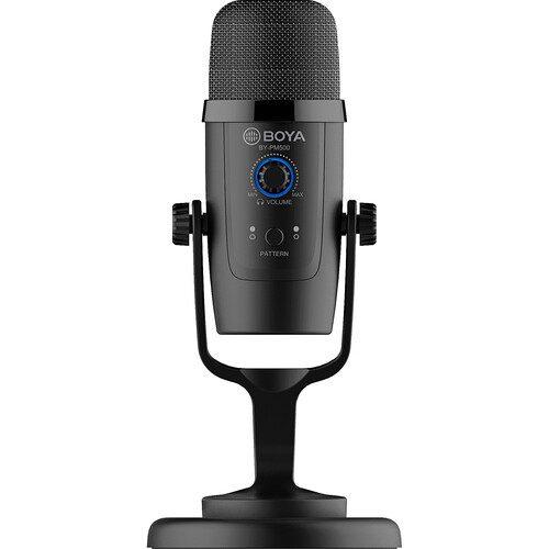 میکروفون کاندنسر بویا مدل Boya BY-PM500