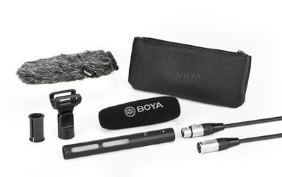 میکروفون شات گان بویا مدل Boya BY-BM6040