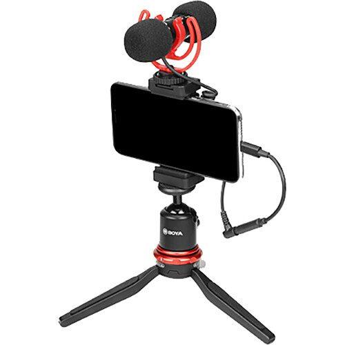 میکروفون کاردیود بویا مدل Boya BY-MM1 Pro