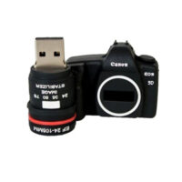 فلش مموری طرح دوربین عکاسی کانن ظرفیت 32 گیگابایت