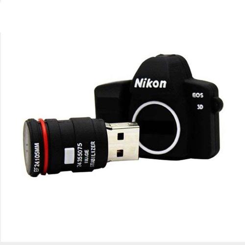 فلش مموری طرح دوربین عکاسی نیکون ظرفیت 32 گیگابایت