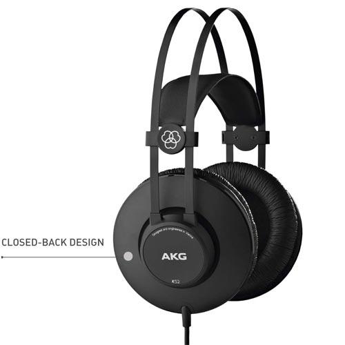 هدفون ای کی جی مدل AKG K52