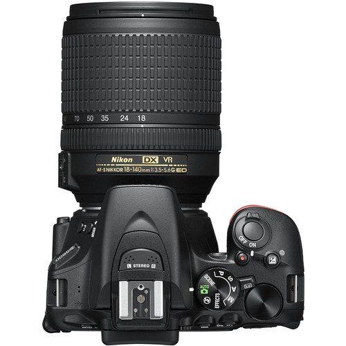 دوربین عکاسی نیکون Nikon D5600 Kit 18-140mm AF-P VR