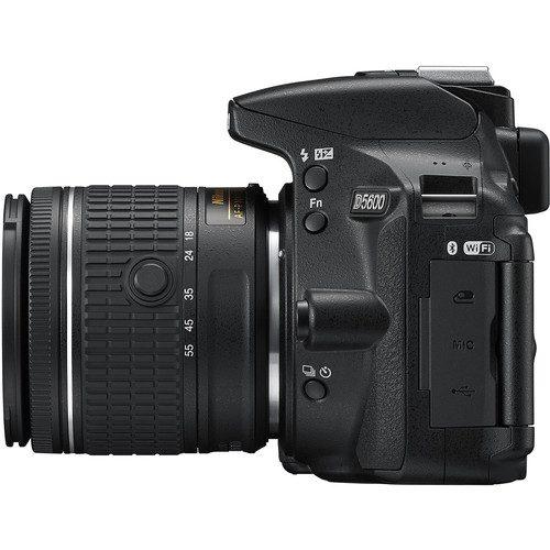 دوربین عکاسی نیکون Nikon D5600 Kit 18-55mm AF-P VR
