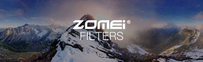 فیلتر لنز یووی زومی Zomei Slim MC UV 55mm Filter