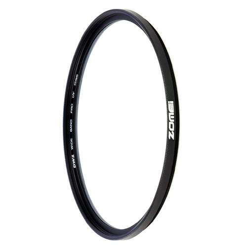 فیلتر لنز یووی زومی Zomei Slim MC UV 72mm Filter