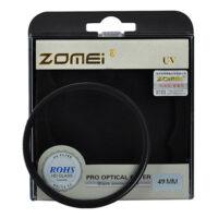 فیلتر لنز یووی زومی Zomei UV 49mm Filter