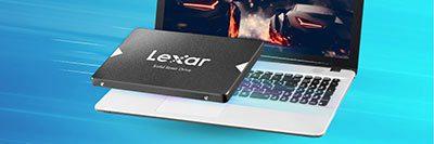 هارد اینترنال 128 گیگابایت لکسار Lexar NS100 Internal SSD