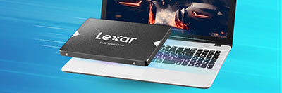 هارد اینترنال 1 ترابایت لکسار Lexar NS100 Internal SSD