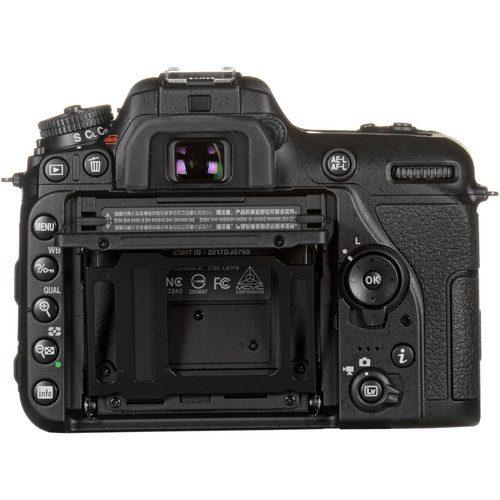 بدنه دوربین عکاسی نیکون Nikon D7500 Body