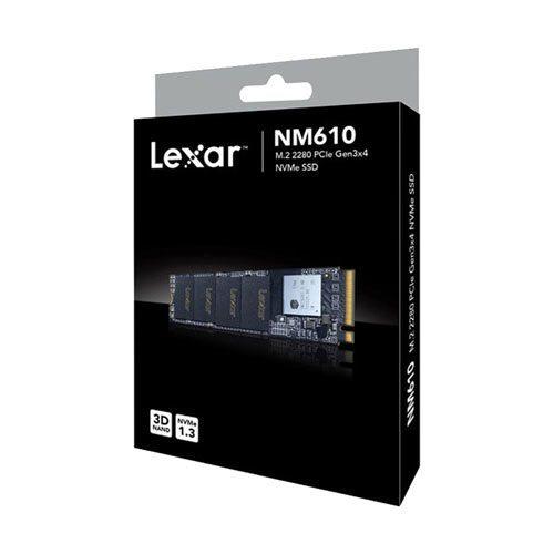 هارد اینترنال 2 ترابایت لکسار Lexar NM620 M.2 SSD
