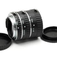 اکستنشن تیوب اتوفوکوس کانن Meike Auto Focus Macro ExtensionTube For Canon