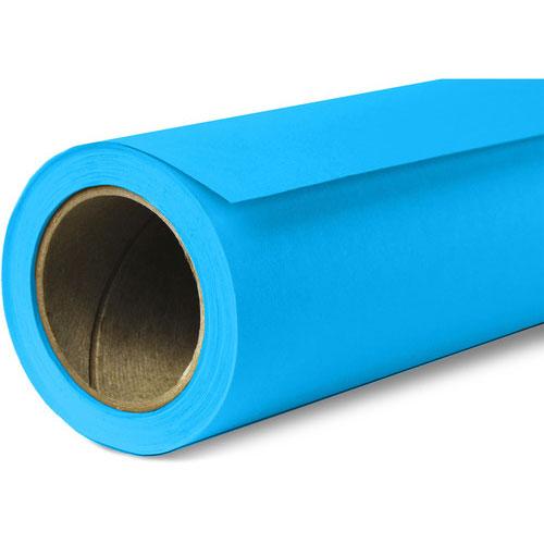 فون کاغذی بکگراند آبی Savage Background Paper Seamless #31 Blue Jay
