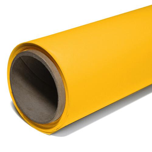 فون کاغذی بکگراند زرد Savage Background Paper Seamless #71 Deep Yellow