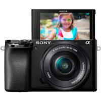 دوربین بدون آینه سونی Sony Alpha a6100 Mirrorless Kit 16-50mm