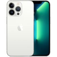 گوشی موبایل اپل آیفون 13 پرومکس رنگ نقره ای 128 گیگ | Apple iPhone 13 Pro Max Silver 128GB