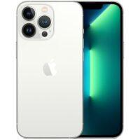 گوشی موبایل اپل آیفون 13 پرومکس رنگ نقره ای 256 گیگ Apple iPhone 13 Pro Max Silver 256GB