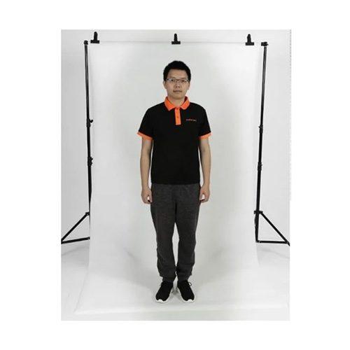 فون شطرنجی سفید بکگراند عکاسی Backdrop 3×5 Pro White