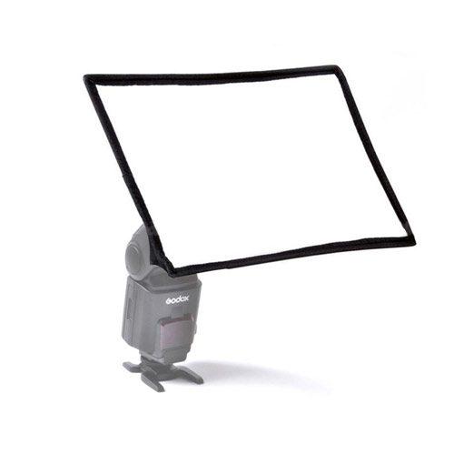 سافت باکس اسپید لایت رو دوربینی گودکس   Godox 20x30cm Softbox for Speedlite