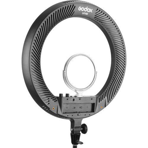 رینگ لایت گودگس Godox LR160 Bi-Color Ringlight
