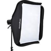 سافت باکس اسپیدلایت S2 گودکس | Godox S2 Speedlight Bracket With Softbox 60x60cm