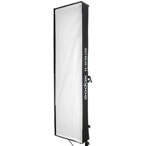 سافت باکس و گرید FL-150R گودکس 30×120سانتی متر | Godox Softbox with Grid for Flexible LED Panel FL150R
