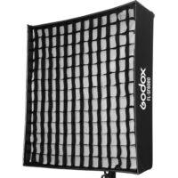 سافت باکس و گرید FL-150S گودکس 60×60 سانتی متر | Godox Softbox with Grid for Flexible LED Panel FL150S