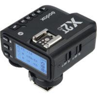 فرستنده X2T-C گودکس مناسب دوربین های کانن | Godox X2 2.4 GHz TTL Wireless Flash Trigger for Canon